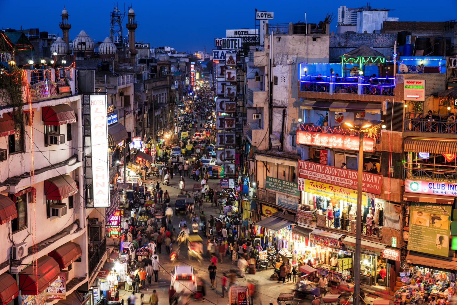 Estas vão ser as cidades mais populosas em 2100