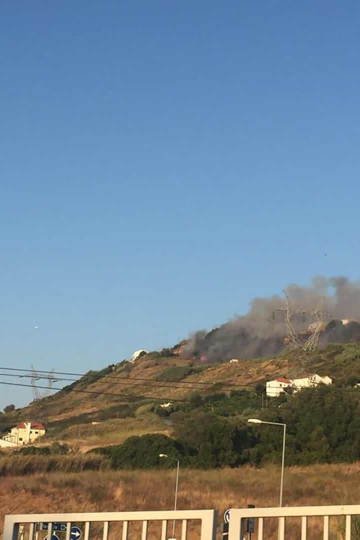 Incêndio perto do IKEA de Loures mobiliza mais de 70 operacionais