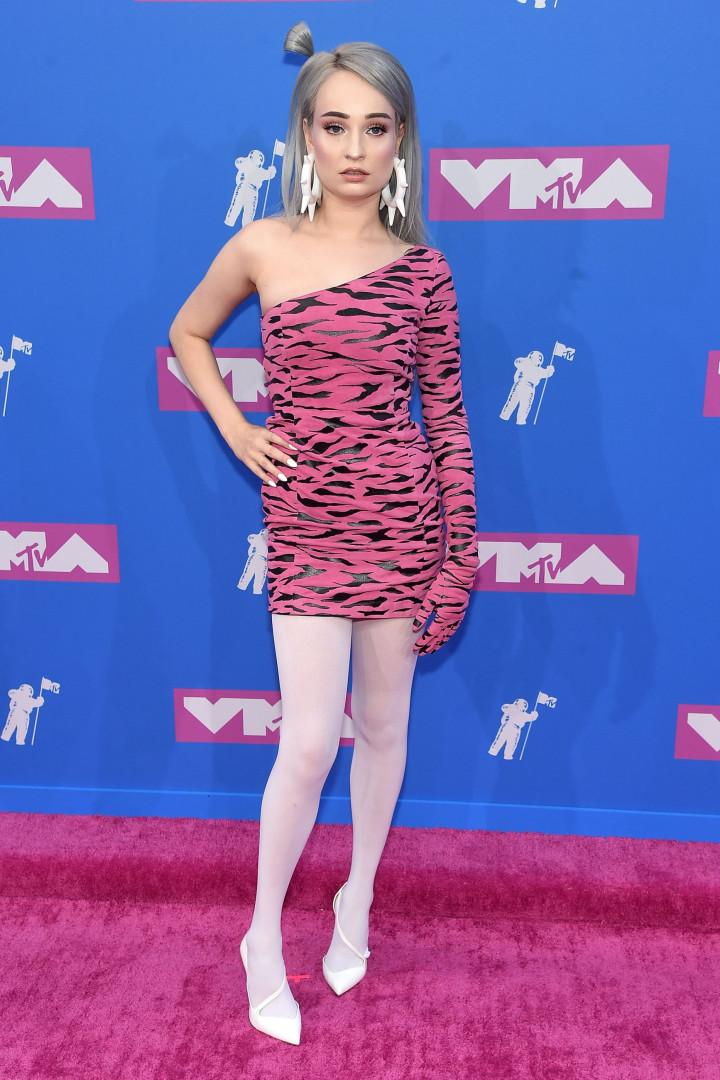 Nudez e chicotes: Eis os visuais mais bizarros dos MTV VMA