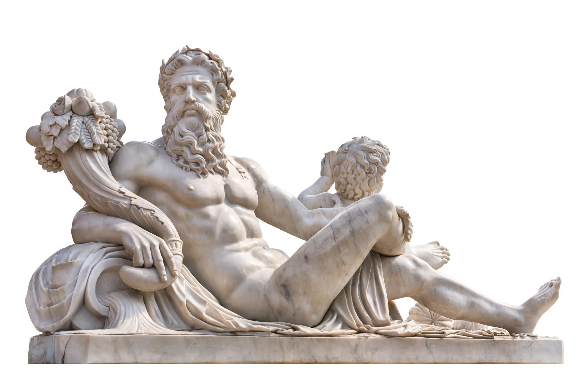 O que sempre quis saber sobre os deuses e os heróis gregos