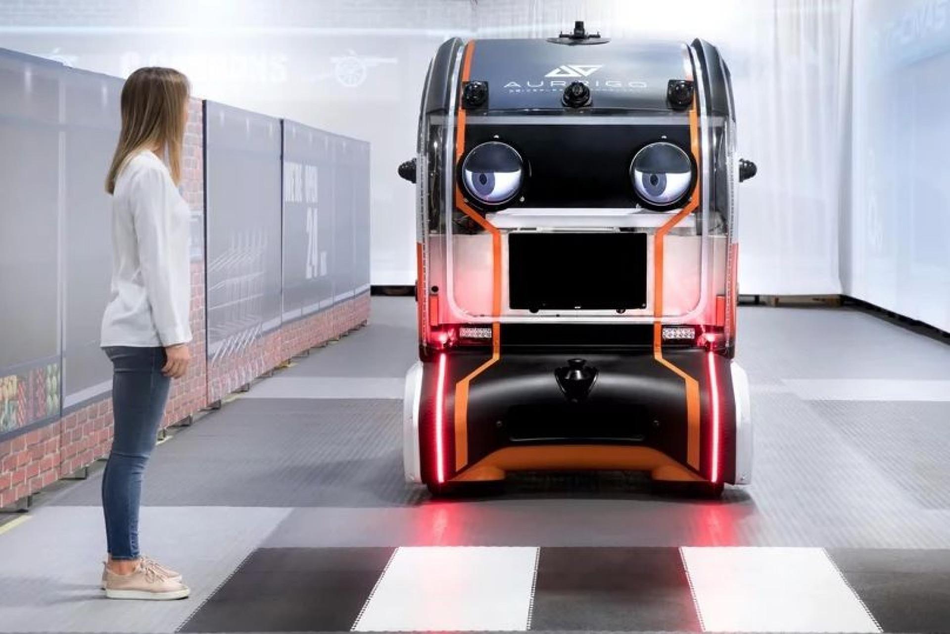 Confiaria num carro com 'olhos'? A Jaguar acha que sim