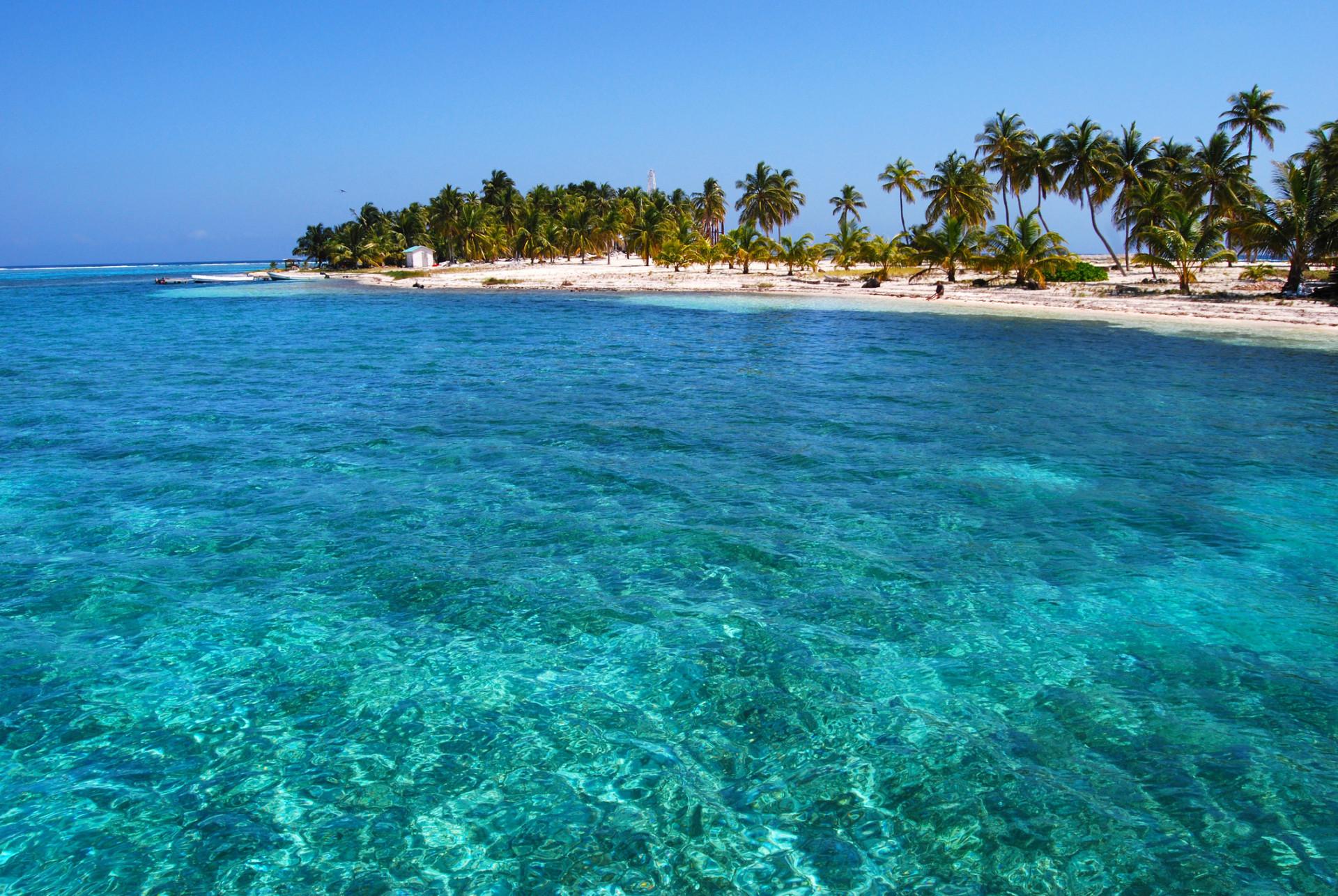 Perca-se pelo fascinante paraíso do Belize