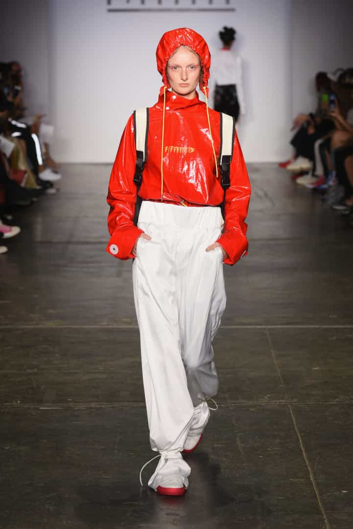Os looks mais peculiares da New York Fashion Week