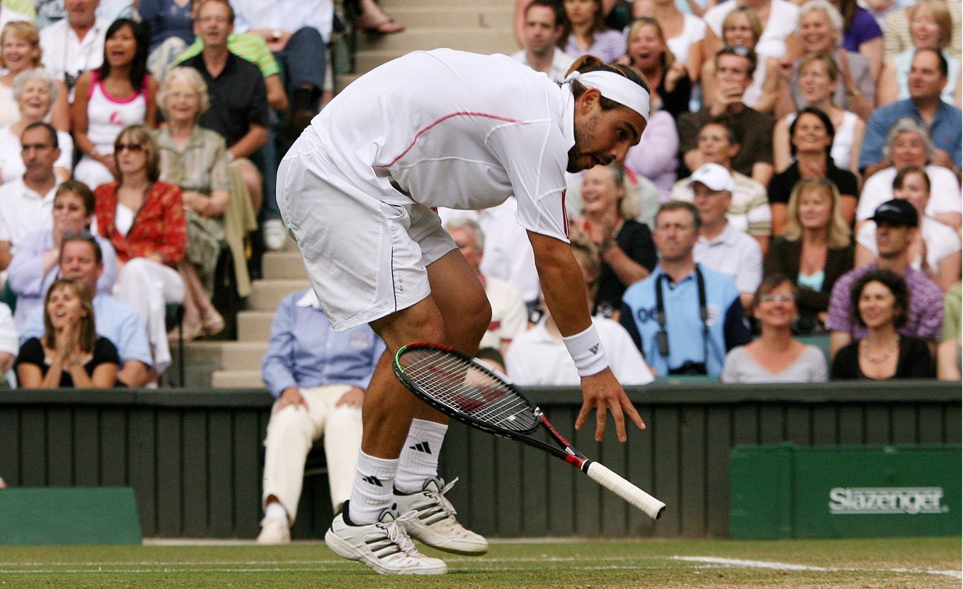Serena Williams não é caso isolado. Quando os atletas perdem a cabeça
