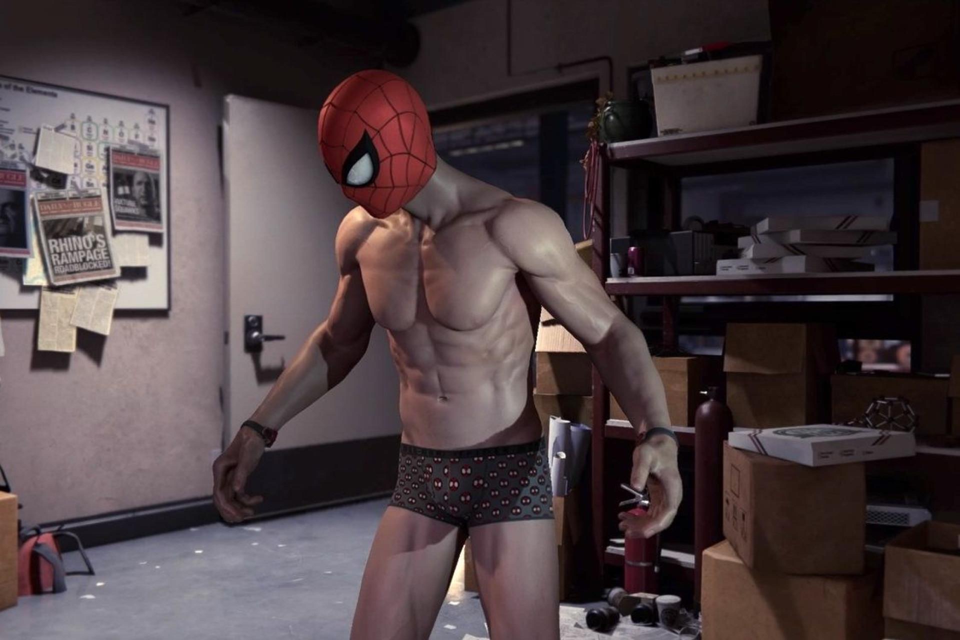 A Internet não se cansa do modo fotografia do novo 'Spider-Man'