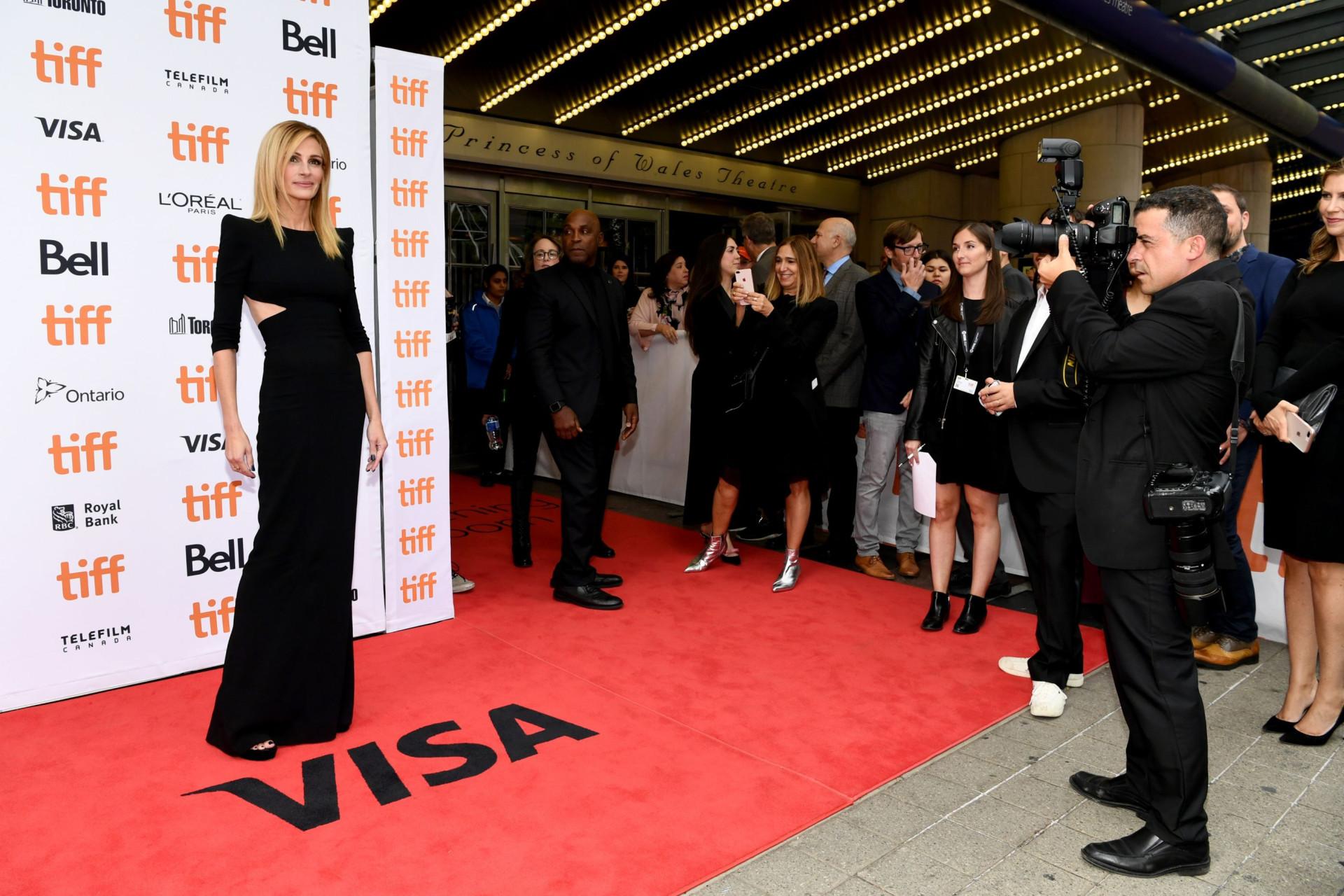 "Julia Roberts pesa 47 quilos. ""Vítima dos padrões de beleza de Hollywood"""