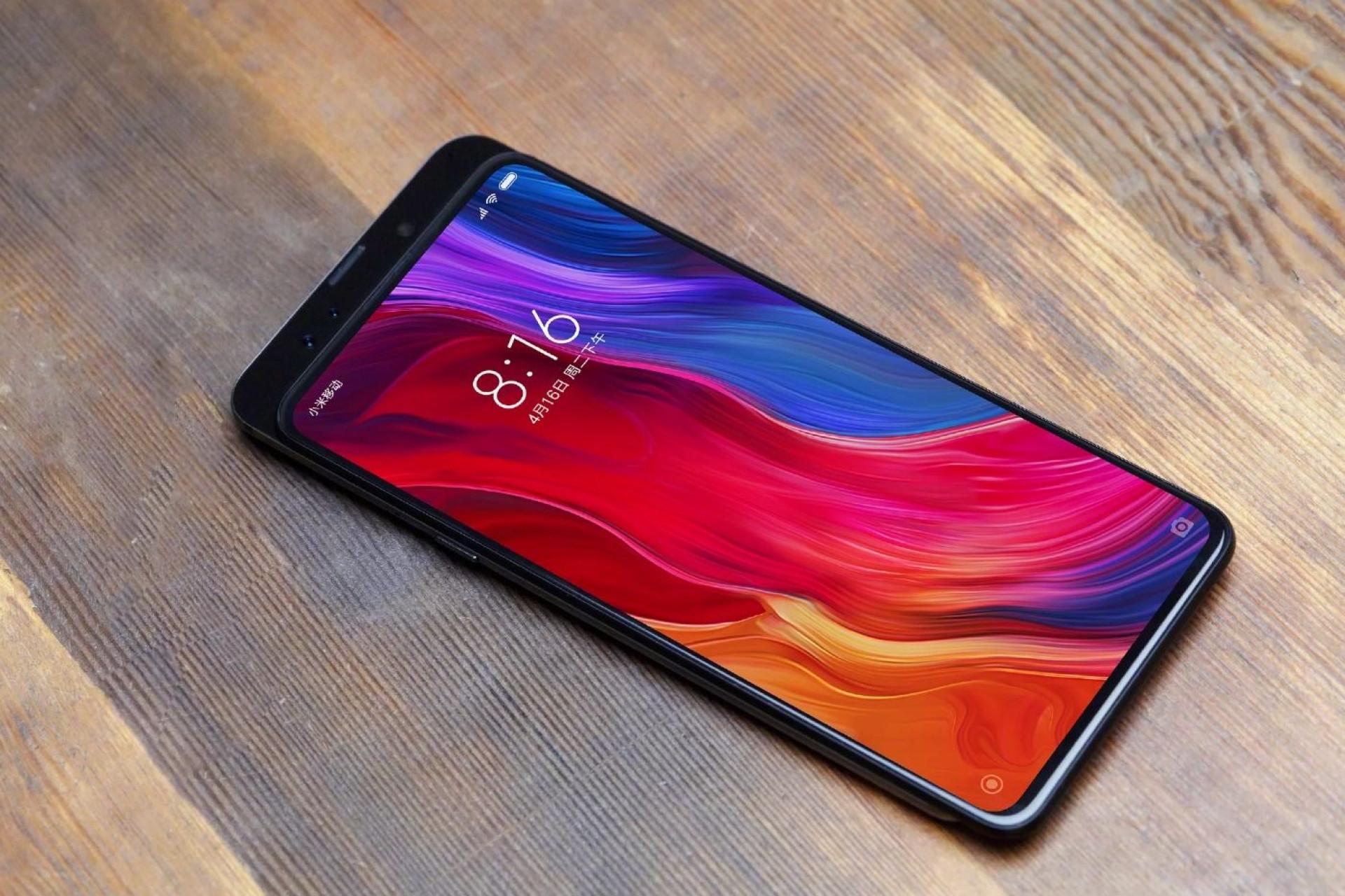 Foi partilhada imagem do ecrã do novo topo de gama da Xiaomi