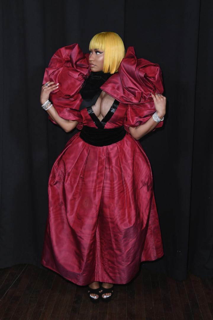 Será este o pior look de sempre de Nicki Minaj?