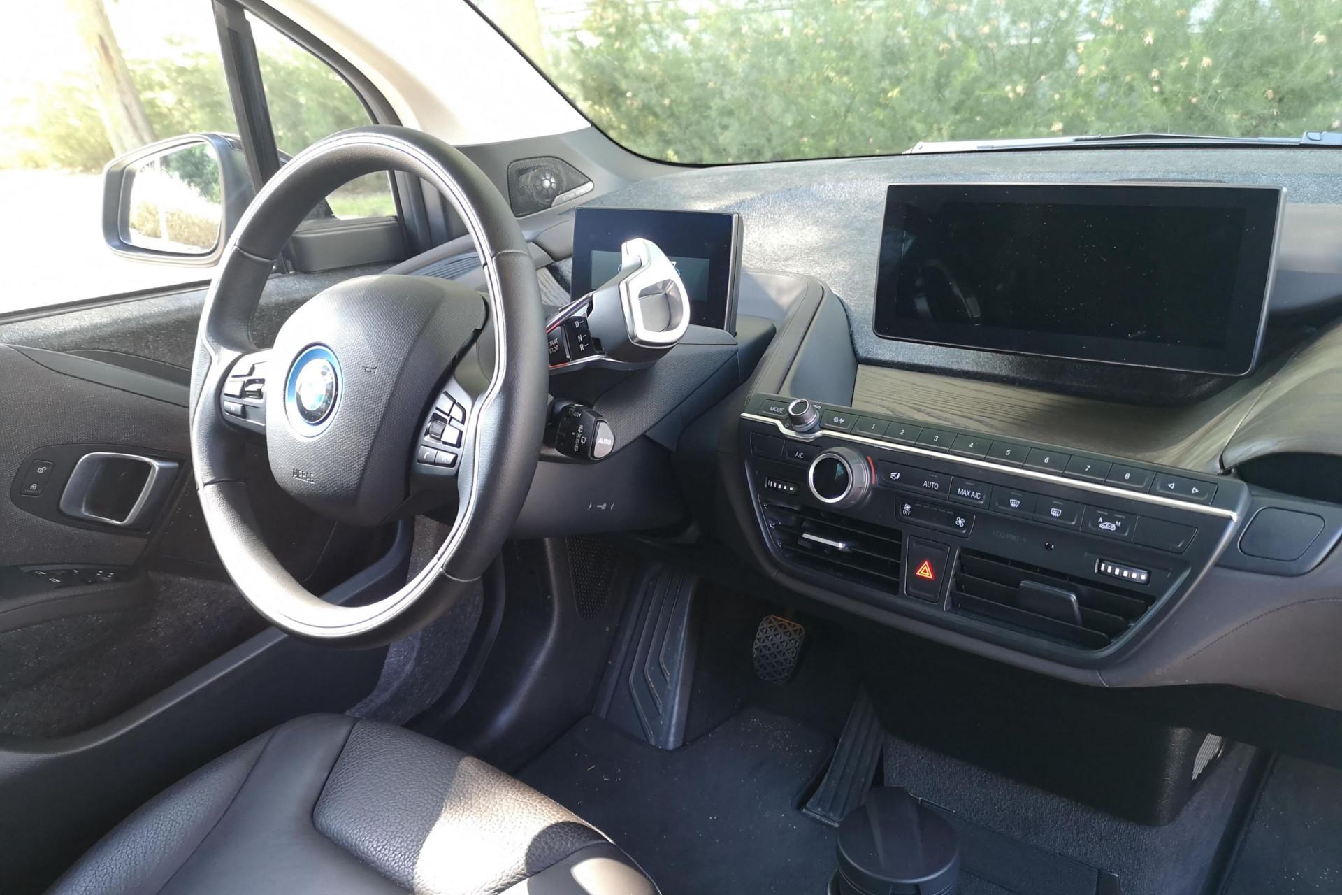 BMW i3, um carro que a cidade acolhe de 'braços abertos'