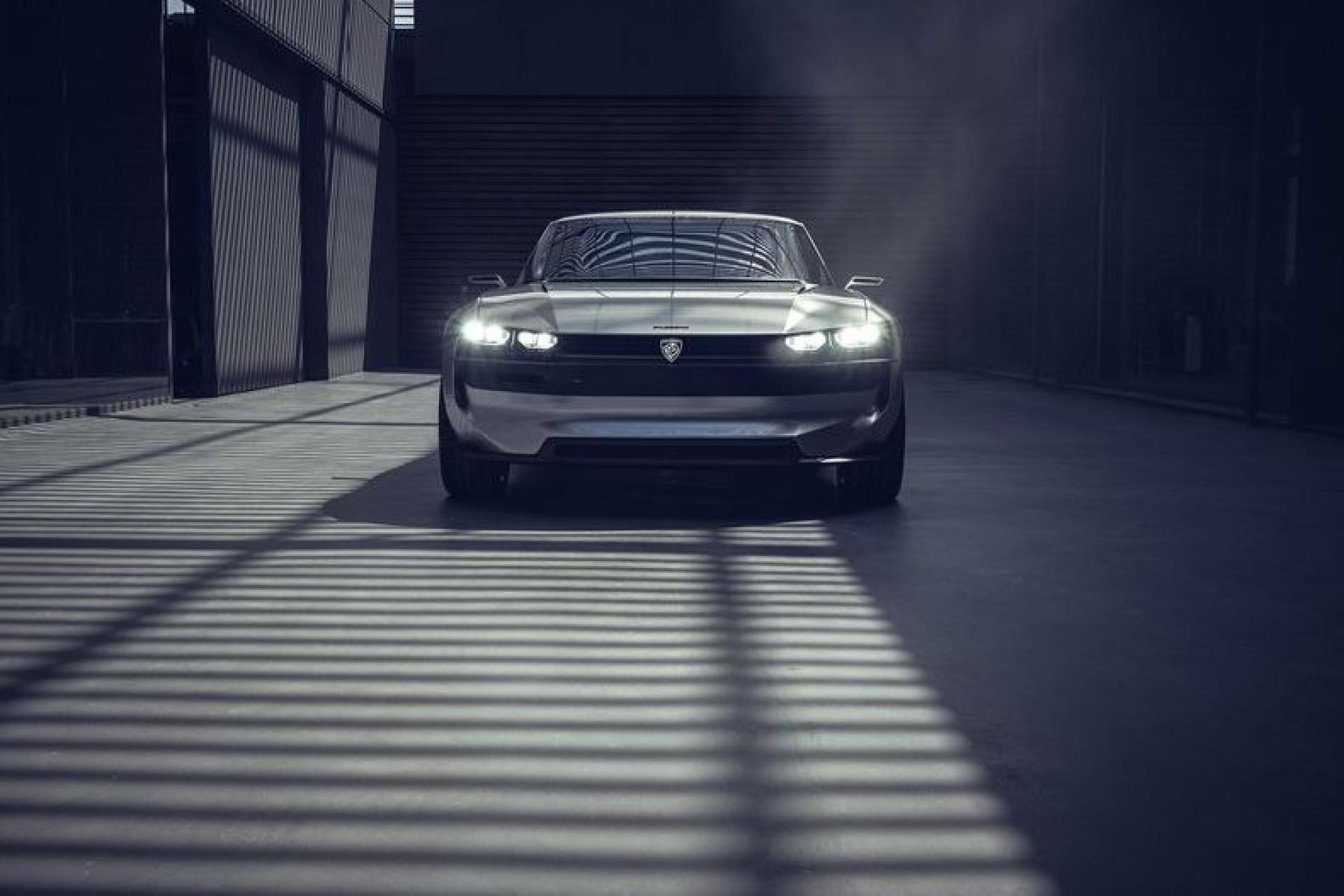 A Peugeot olhou para o passado para lhe mostrar o (belo) futuro da marca