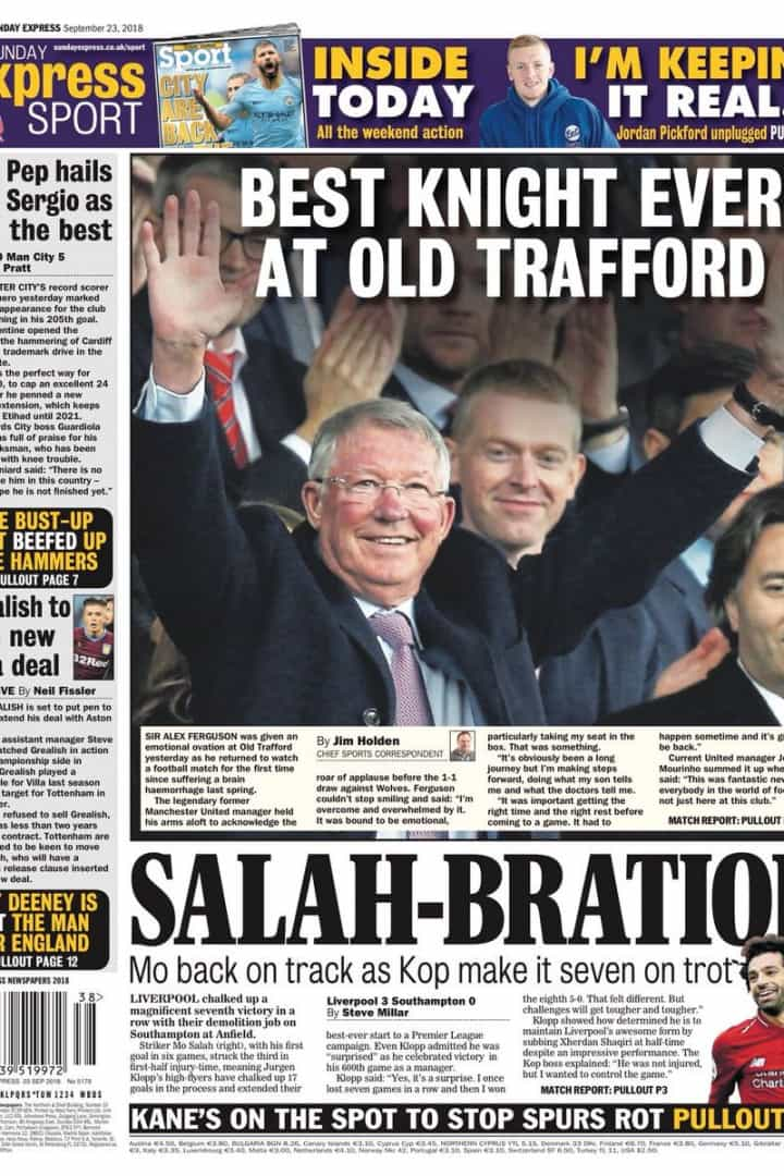 """Lá fora: O triunfo do VAR e o """"ataque do lobo"""" em Old Trafford"""