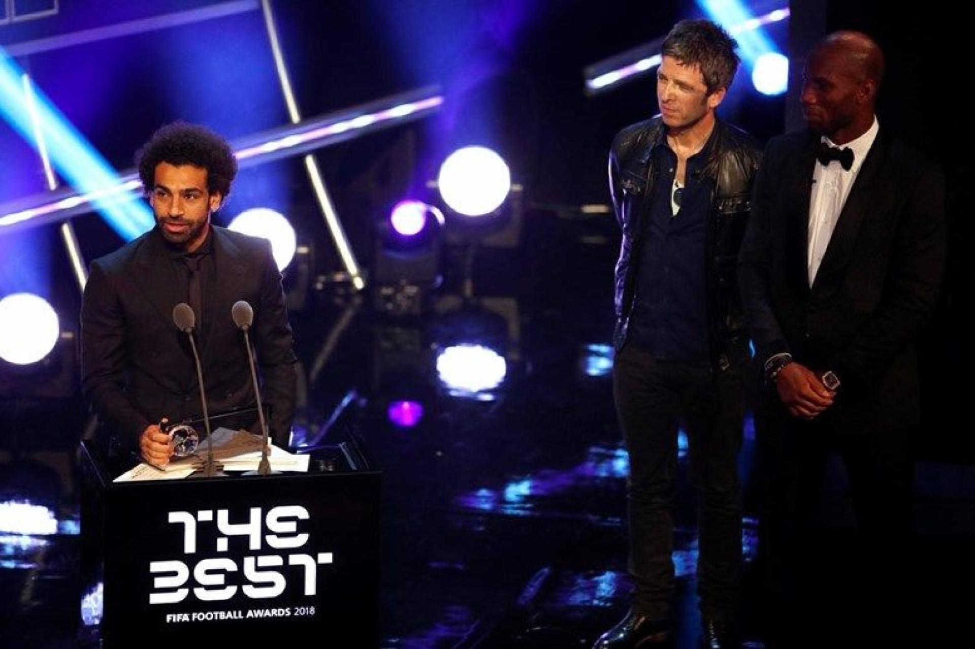 Conheça todos os vencedores da Gala 'The Best'