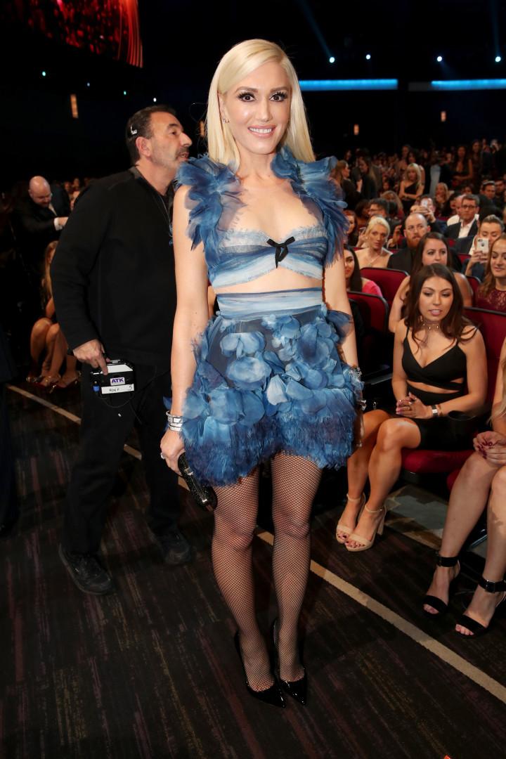 Gwen Stefani está de parabéns: A evolução do estilo da cantora