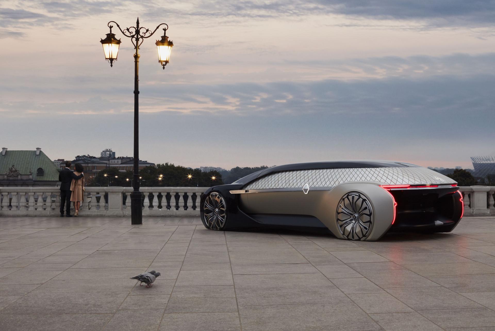 EZ-ULTIMO: Renault apresenta a sua visão conceitual de futuro
