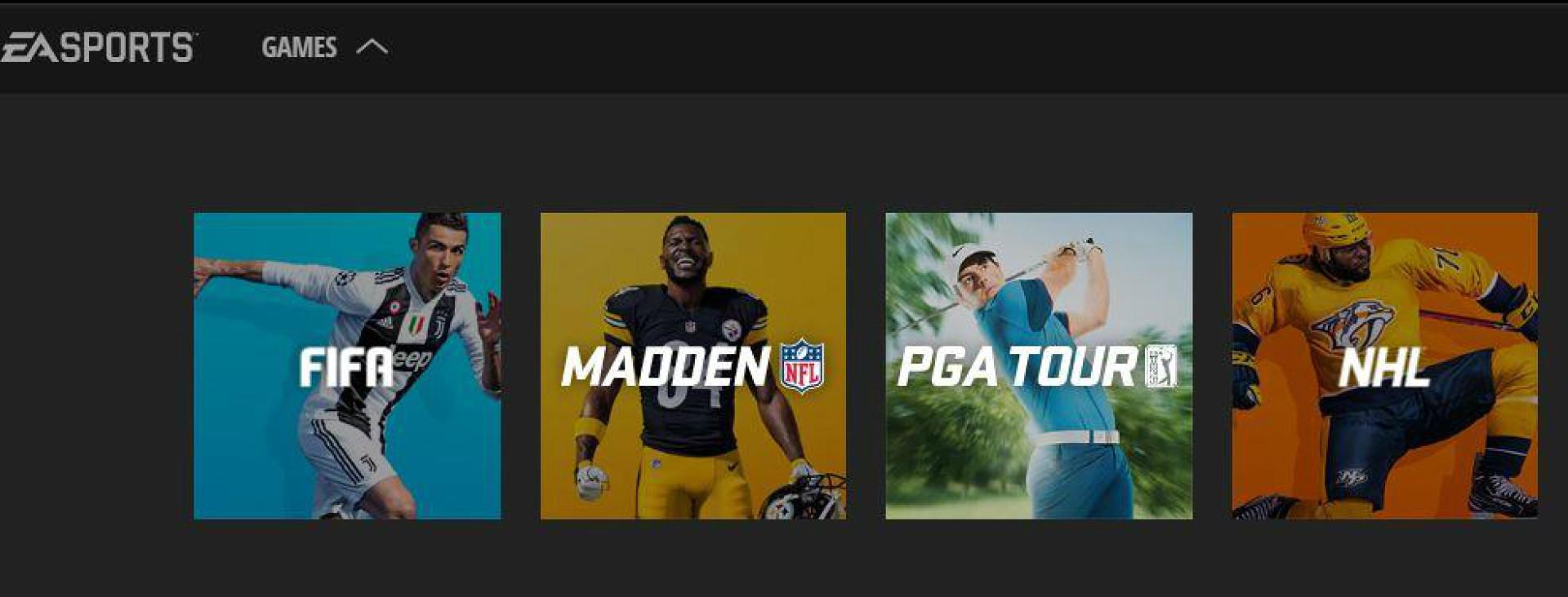 EA Sports retirou a imagem de Cristiano Ronaldo do site
