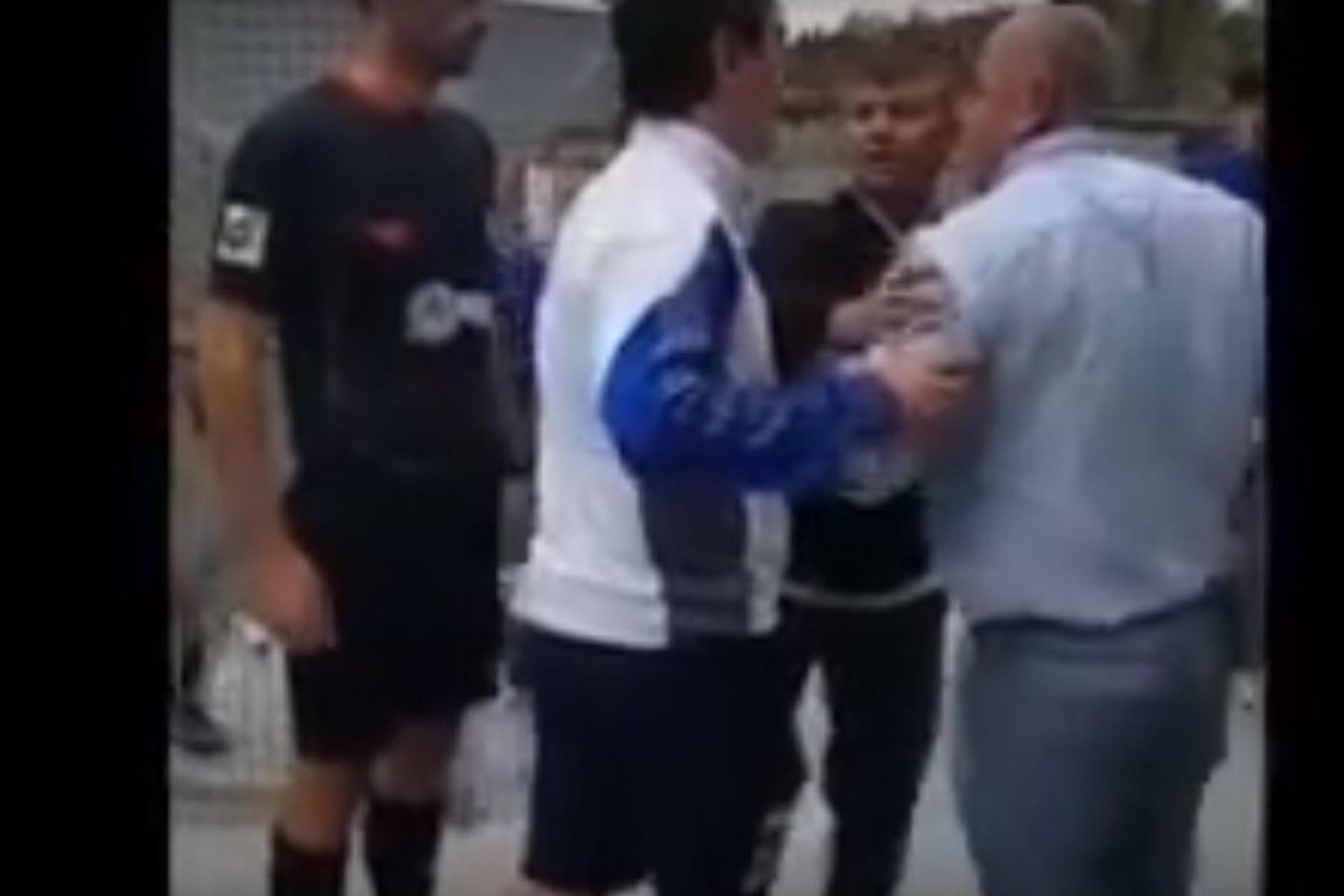 """Ameaças de um pai a árbitro já se tornaram virais: """"Vou matar-te"""""""