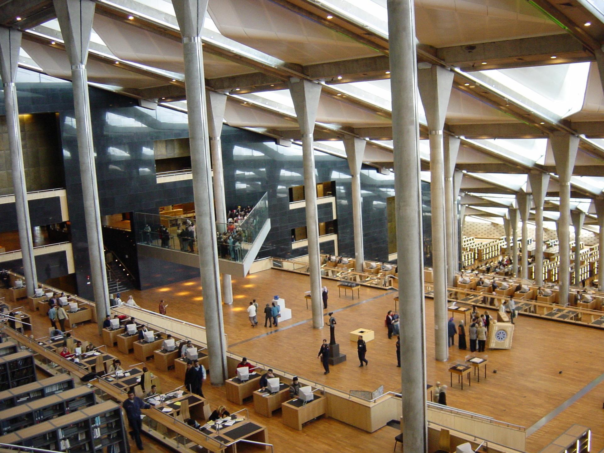 As mais belas bibliotecas do mundo