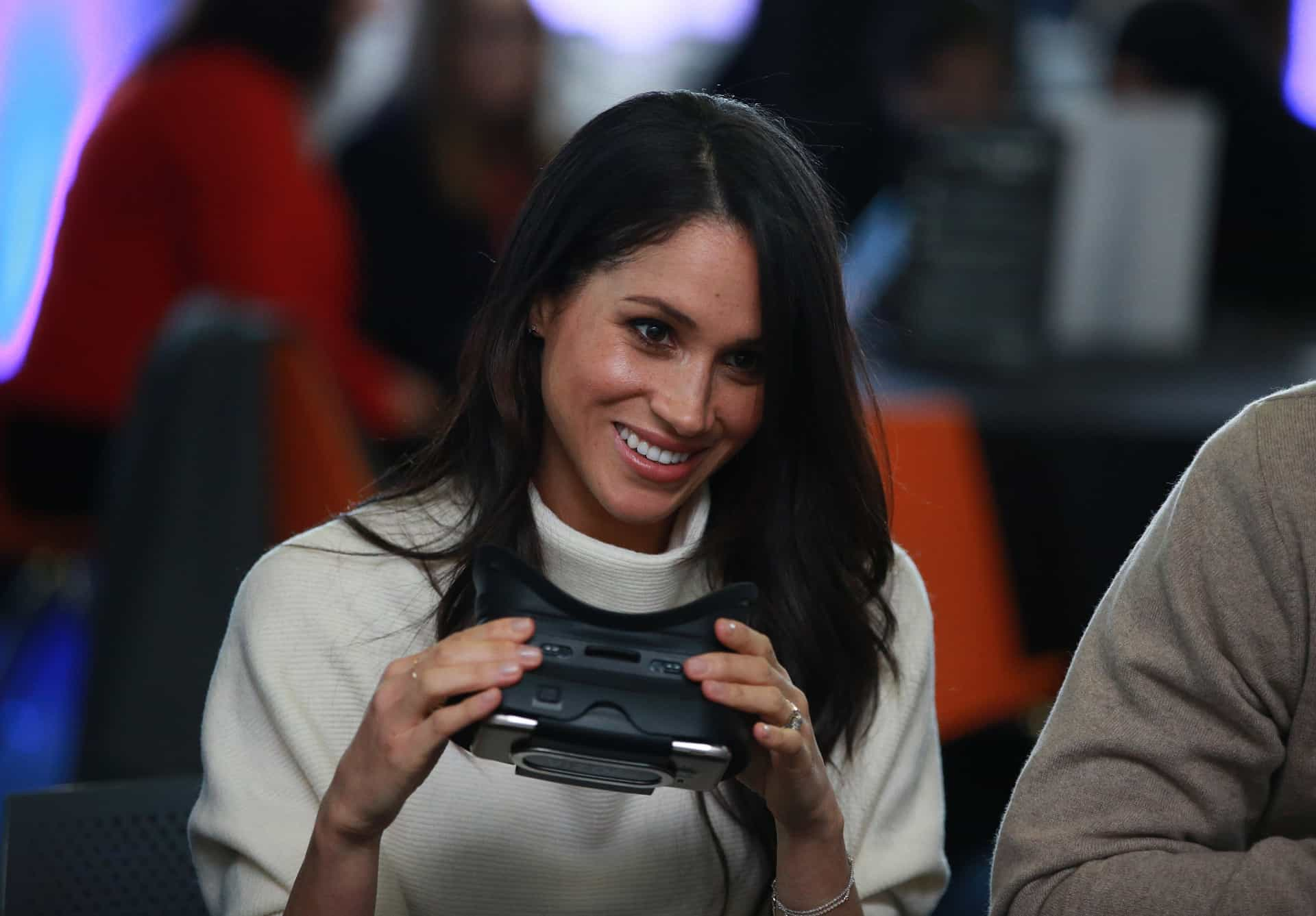 Meghan Markle: Bebé a bordo do comboio real