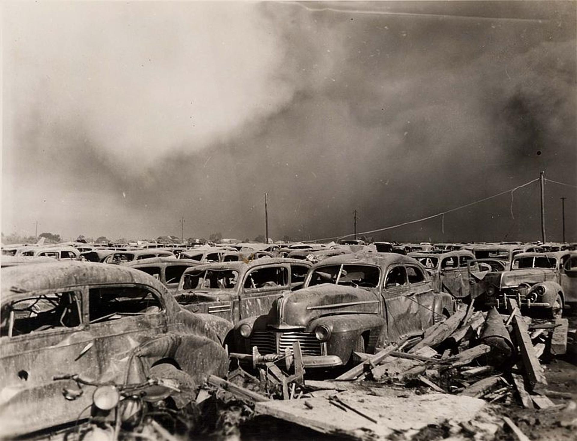 Os desastres industriais que marcaram a História