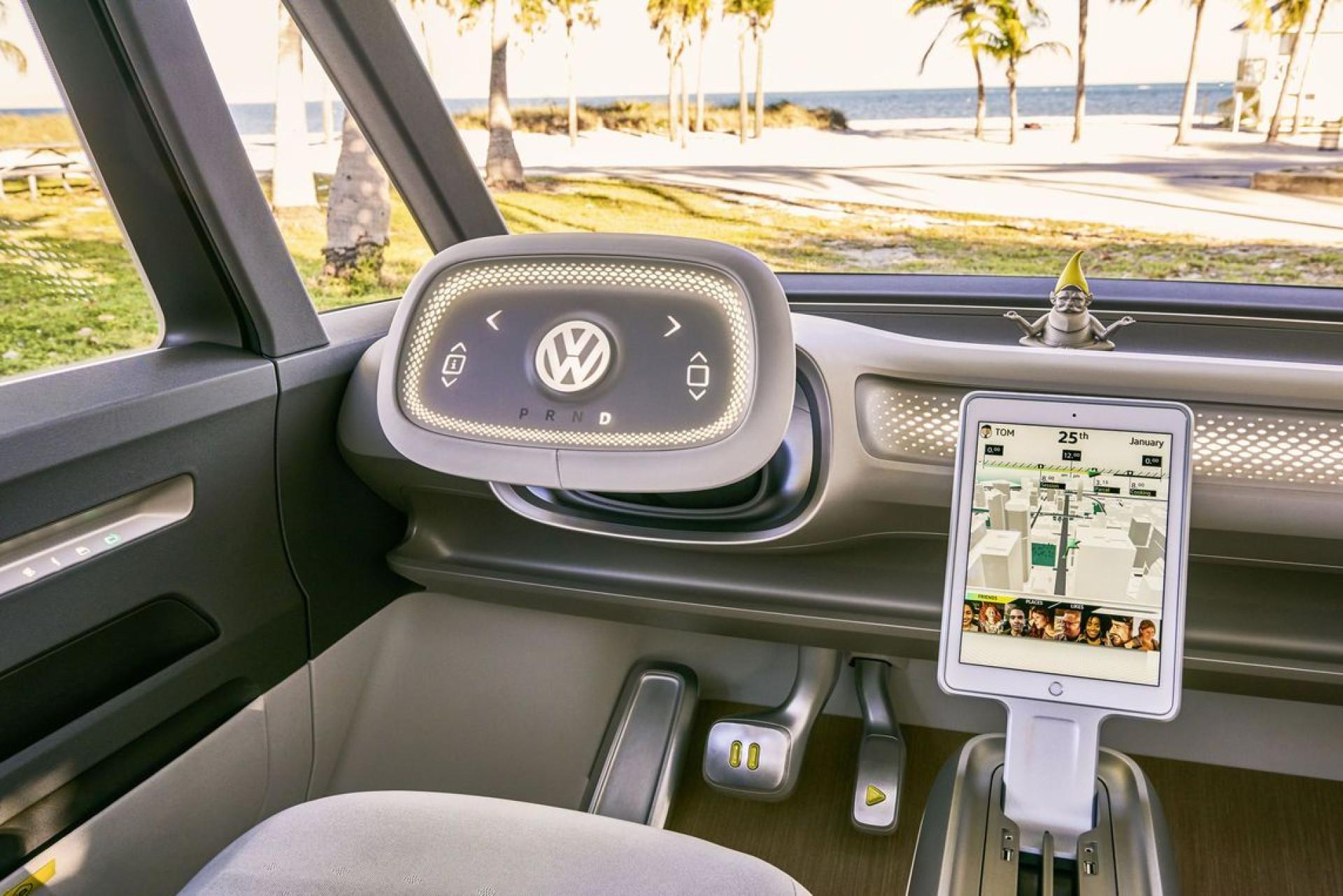 Volkswagen quer mesmo lançar uma 'pão de forma' elétrica