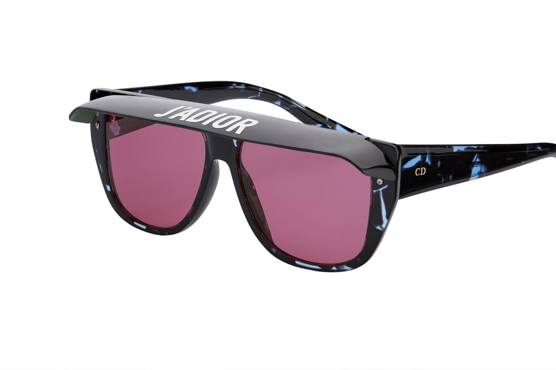 Os óculos Dior são das peças mais statement que vai usar no próximo verão