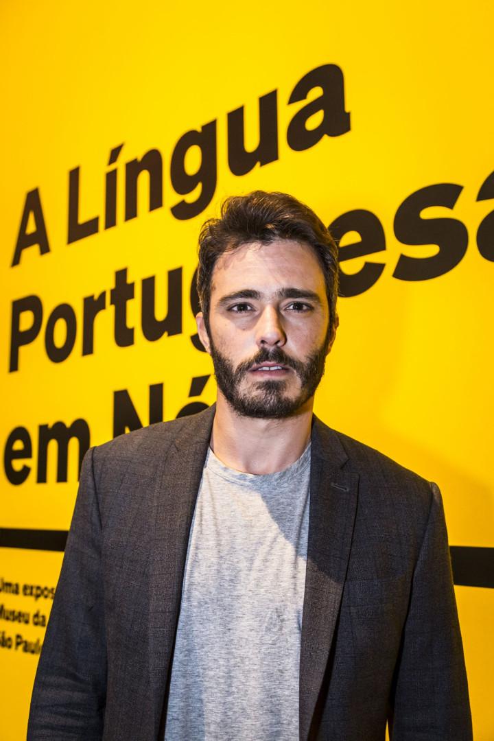 Caras conhecidas inauguram exposição 'A Língua Portuguesa em Nós'