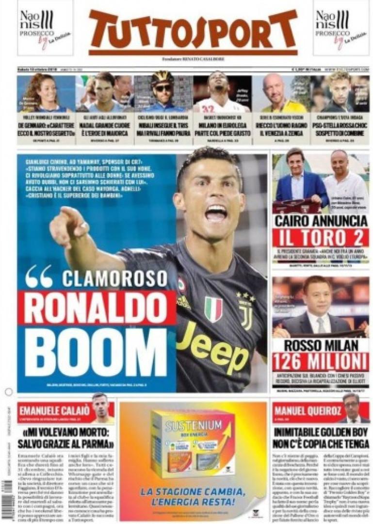 Lá por fora: A renovação de Messi e o 'caso' Ronaldo