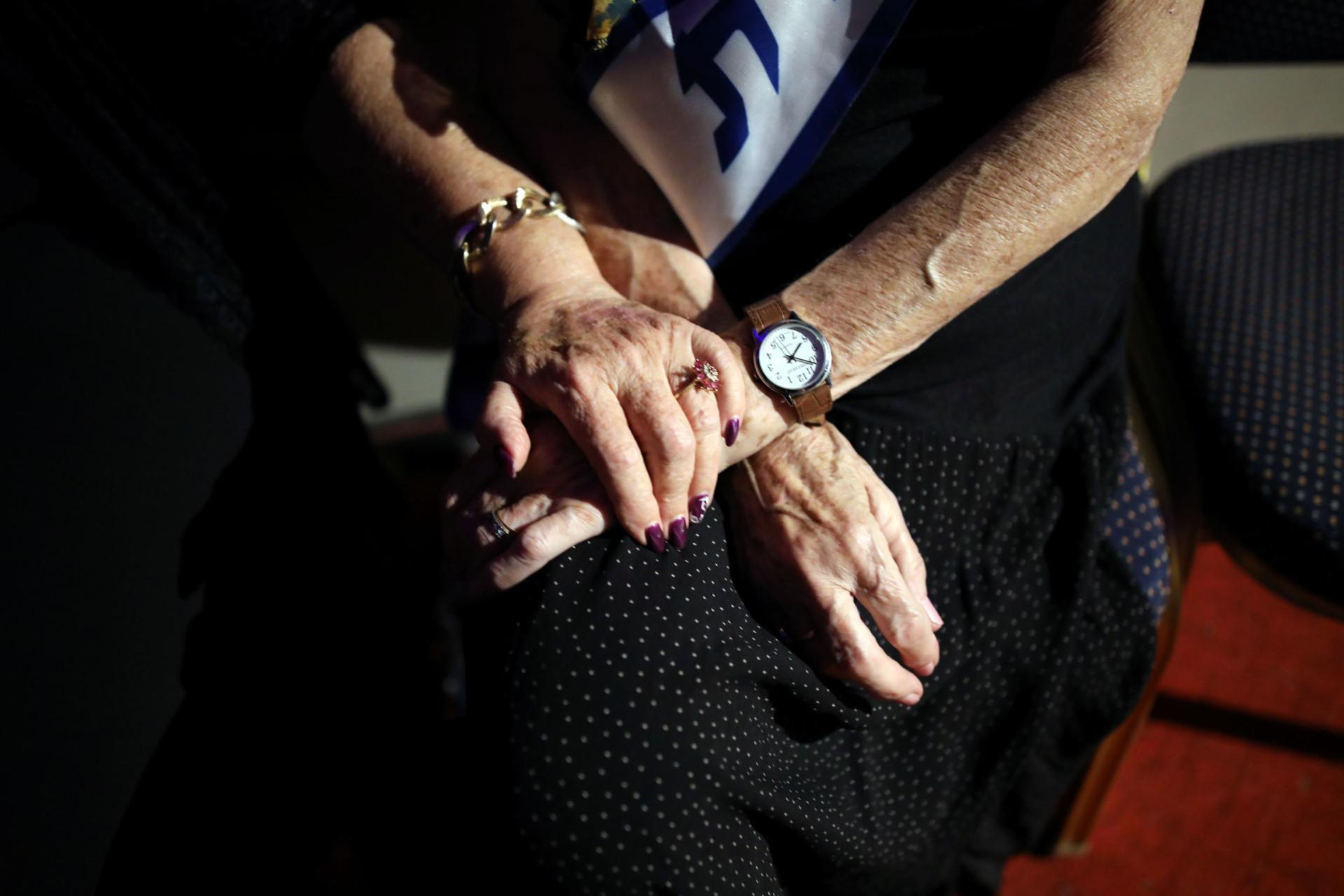 Um concurso de beleza especial que juntou sobreviventes do Holocausto