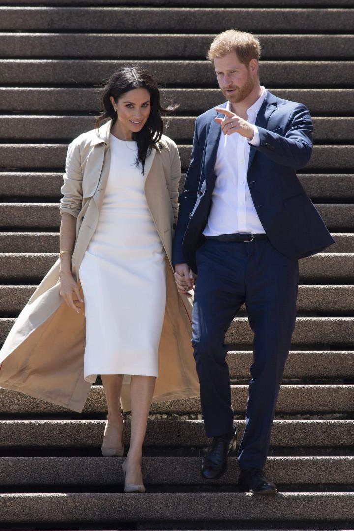Protocolo: As regras que Meghan Markle terá de seguir na gravidez