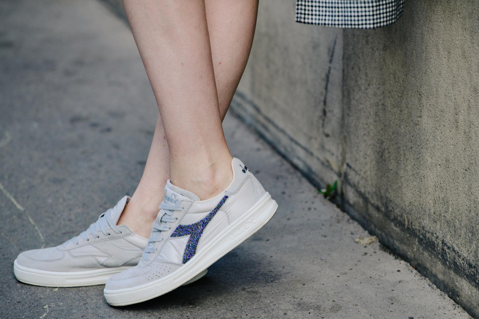Quando uma marca de sapatilhas se junta à joalharia de luxo