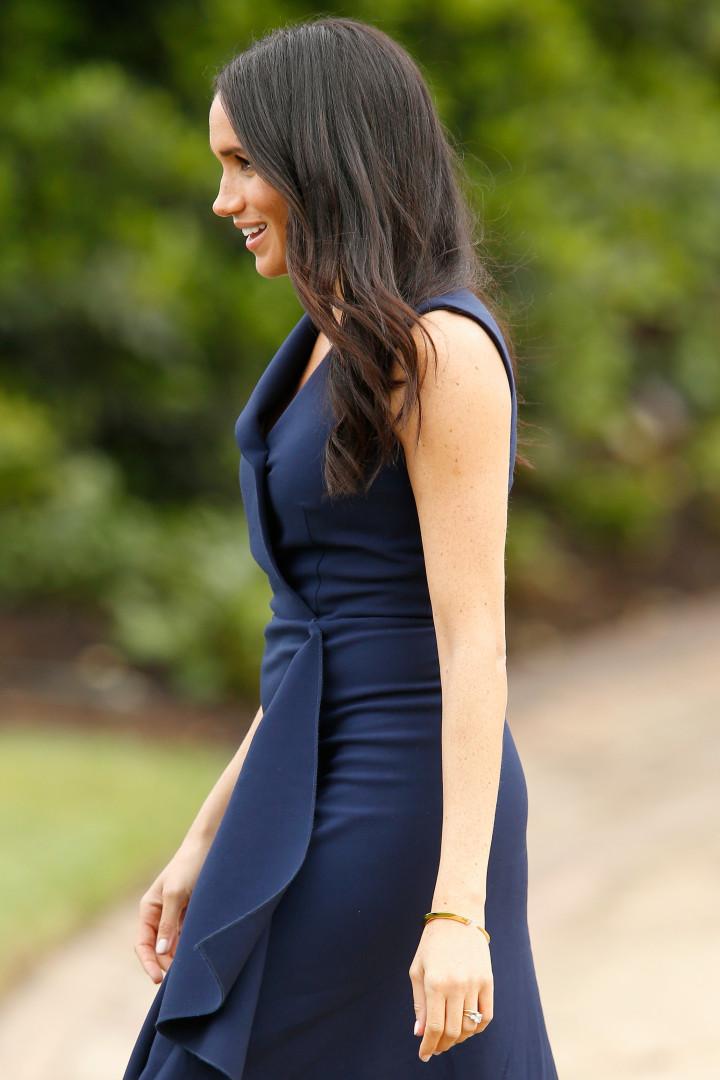 Meghan Markle provoca 'colapso' de website de estilista australiana