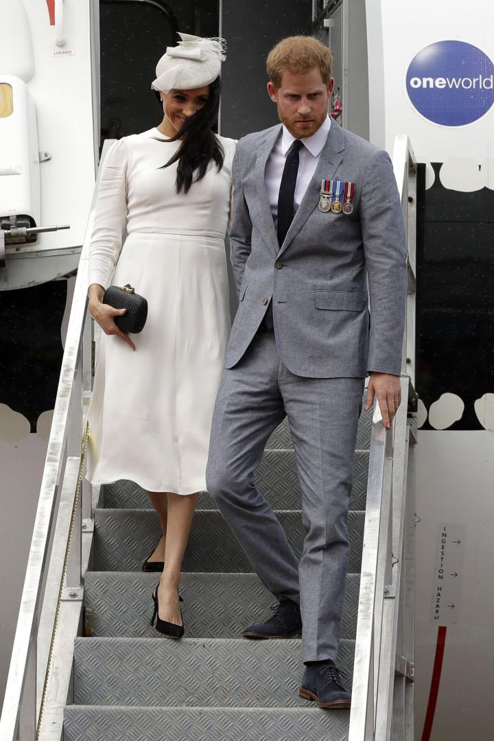 Kate Middleton continua a ser mais influente do que Meghan Markle
