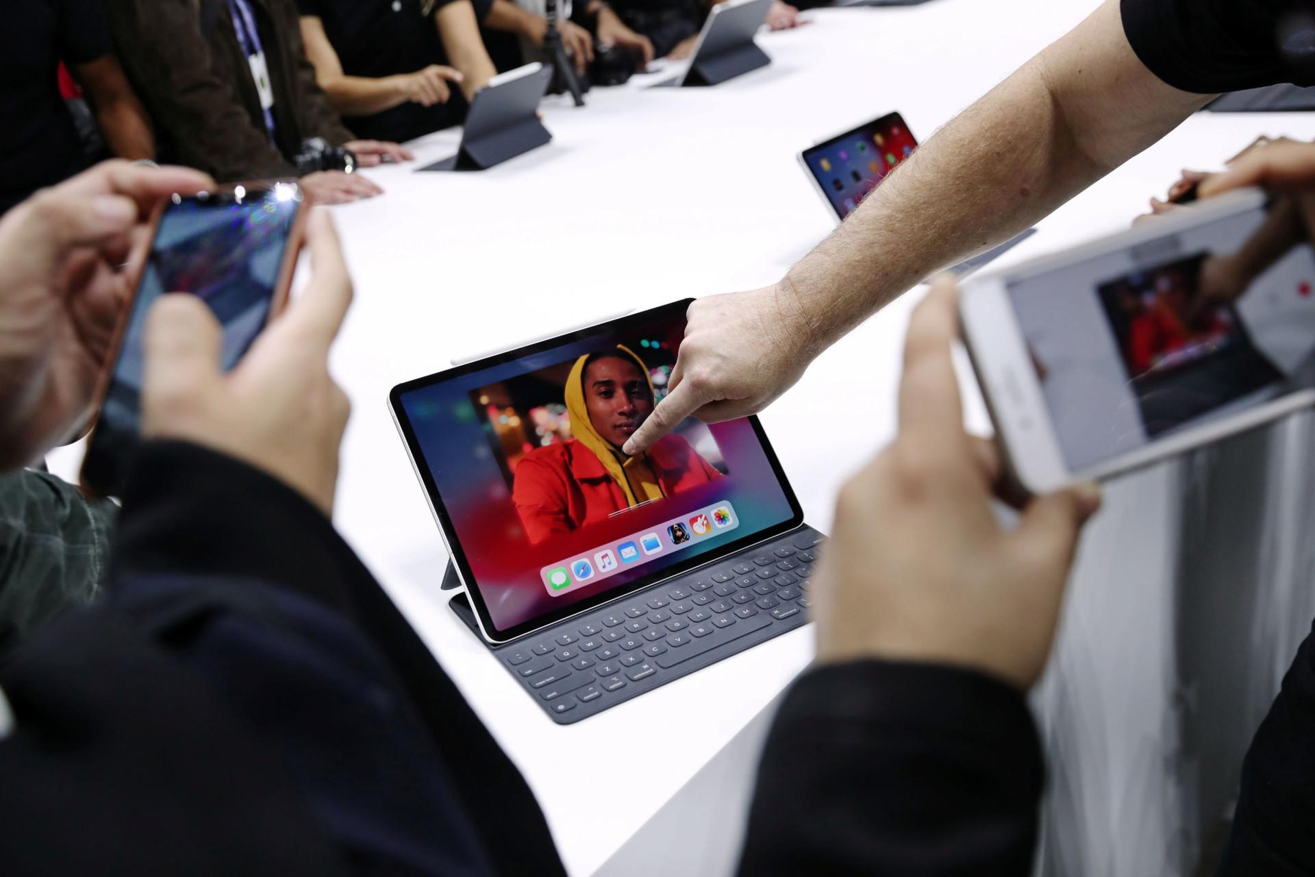 Novos iPad e MacBook foram as 'estrelas' do último evento da Apple