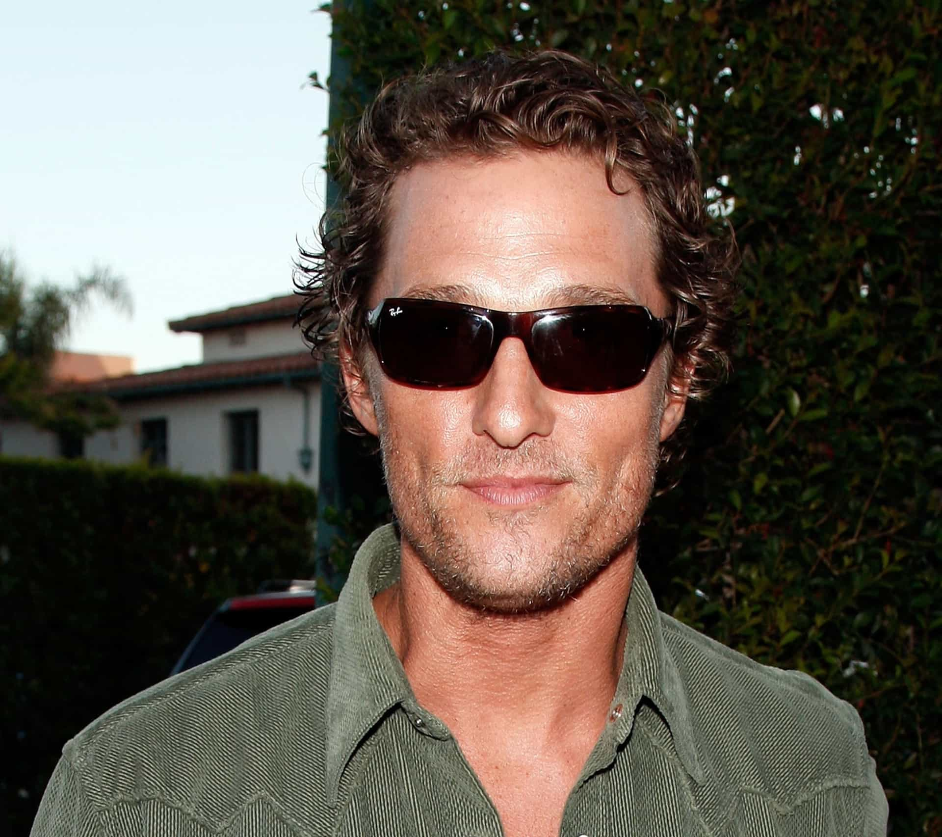 Matthew McConaughey: O camaleão de Hollywood