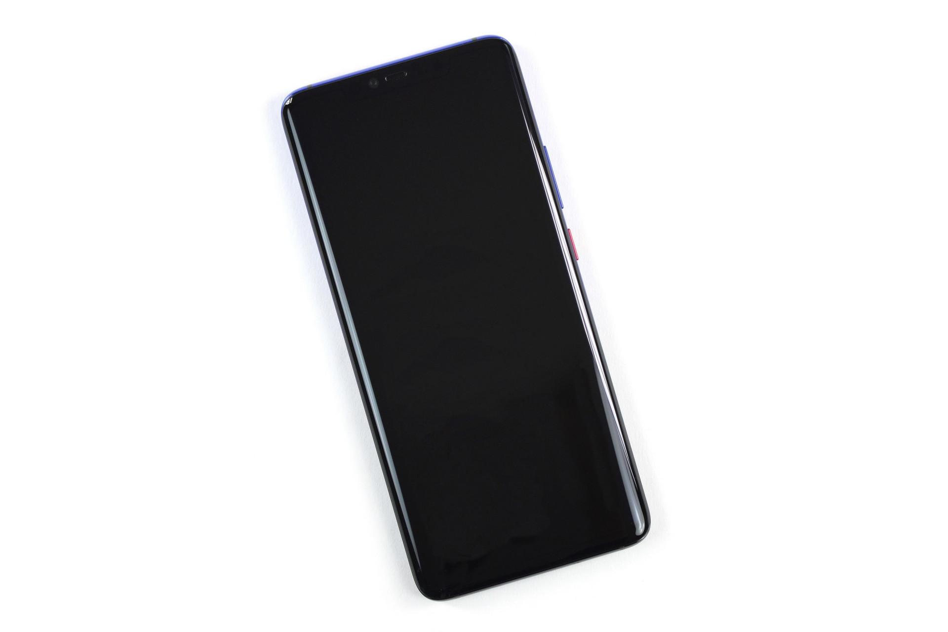Por dentro do Huawei Mate 20 Pro. Espreite o interior