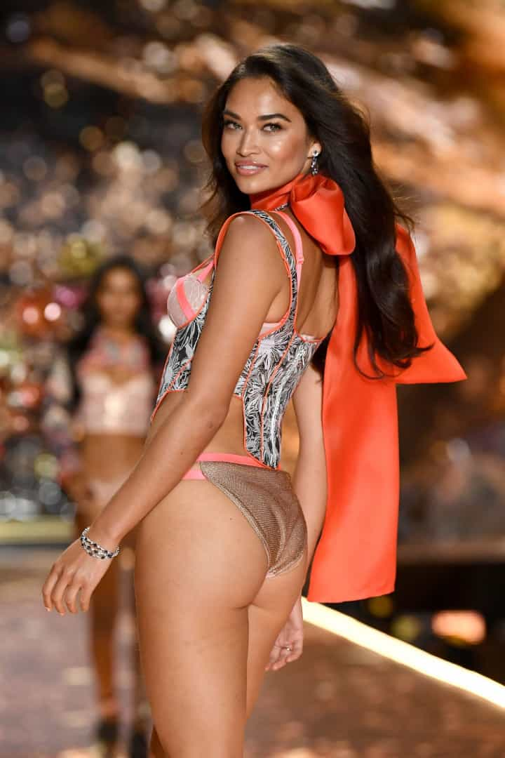 As modelos que desfilaram no Victoria's Secret Fashion Show