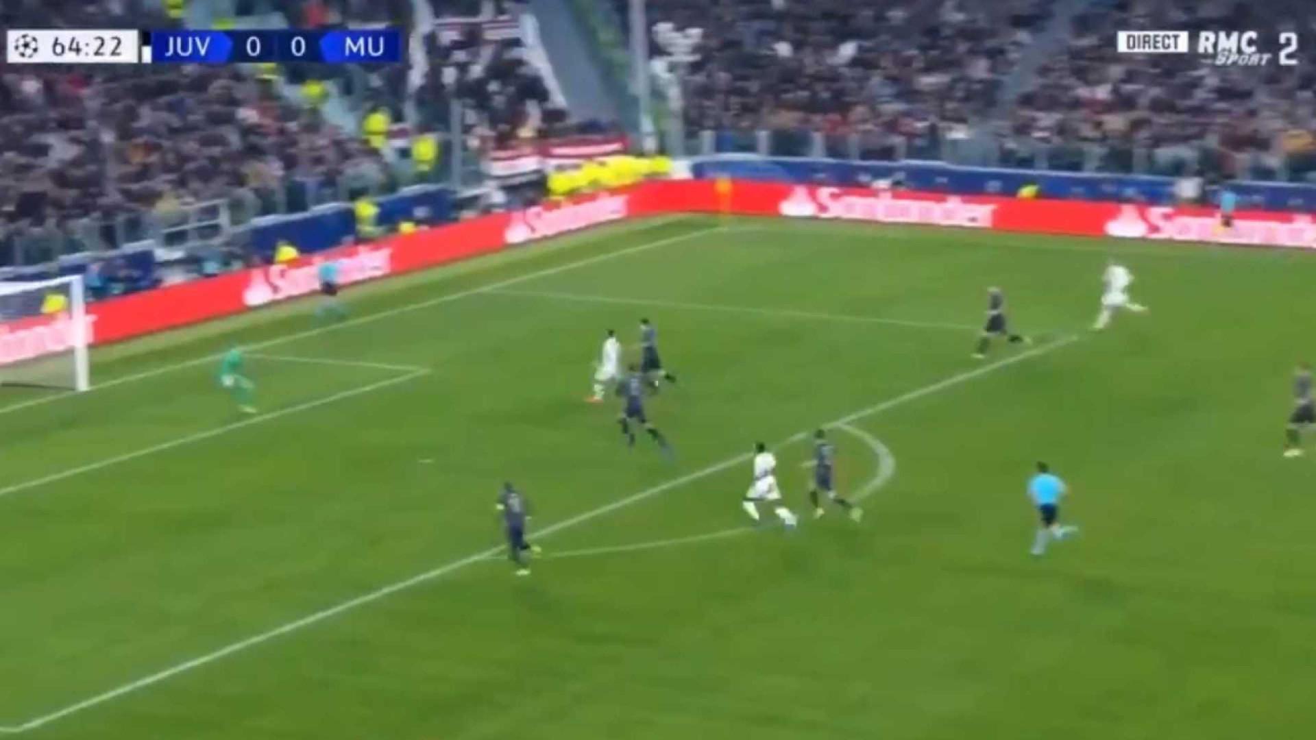 Champions: UEFA elege golo de Ronaldo como o melhor da semana
