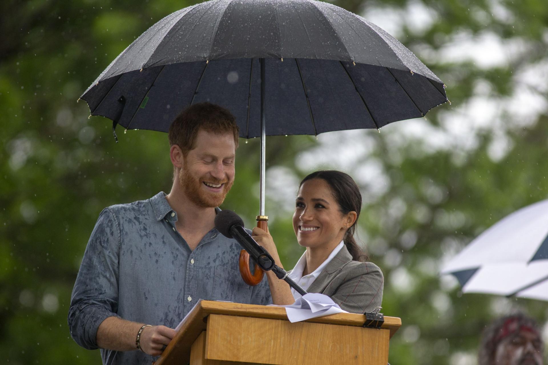 Meghan e Harry: Destaques dos primeiros seis meses de casamento