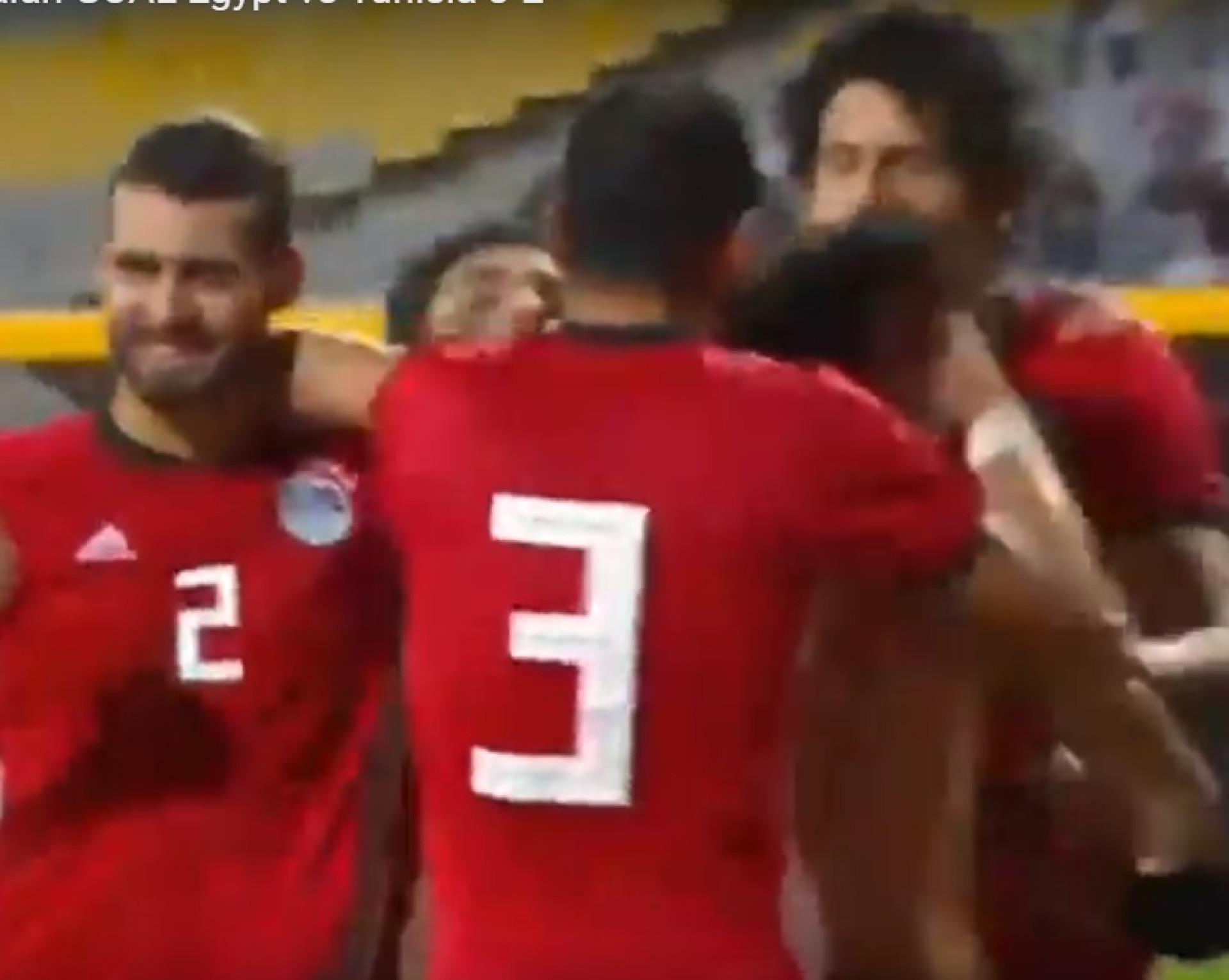 Magia de Salah deixa tudo mais fácil para o Egito