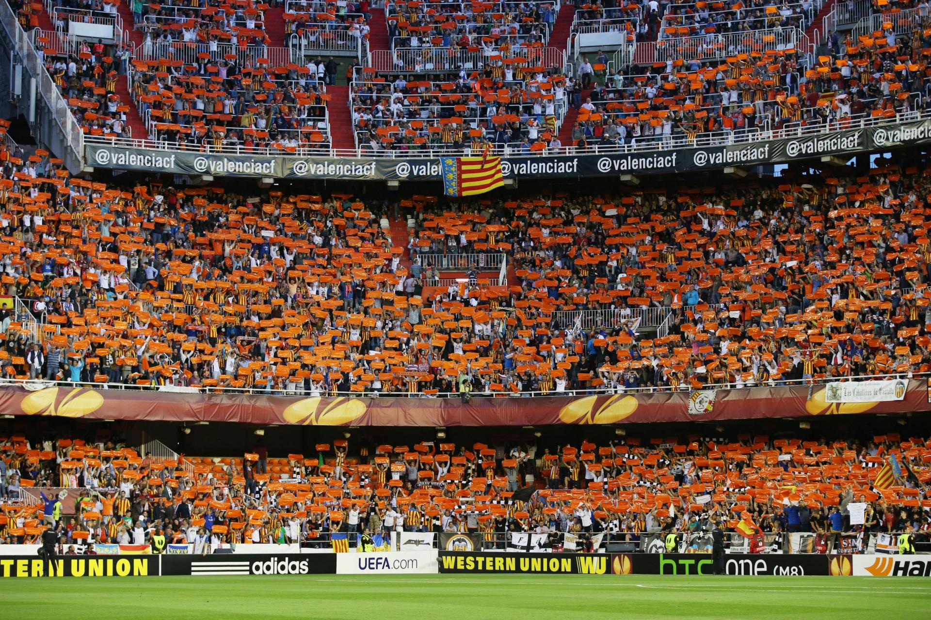 Eis os sete estádios mais intimidantes do mundo, segundo a BBC