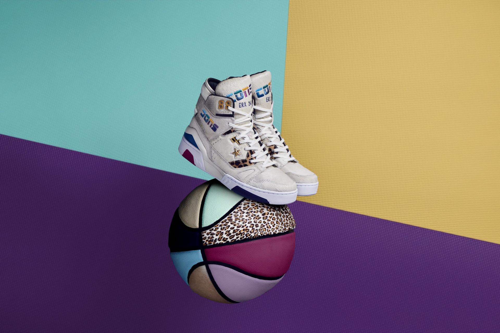 Depois da Nike, é a vez da Converse destacar o basquetebol