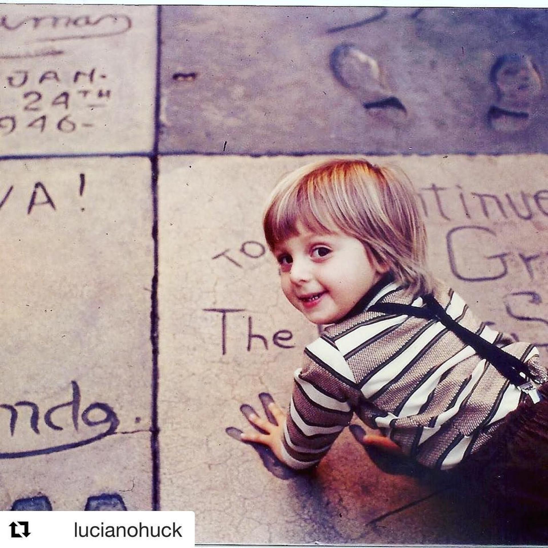 Dia Mundial da Criança: Famosos brasileiros partilham fotos de infância