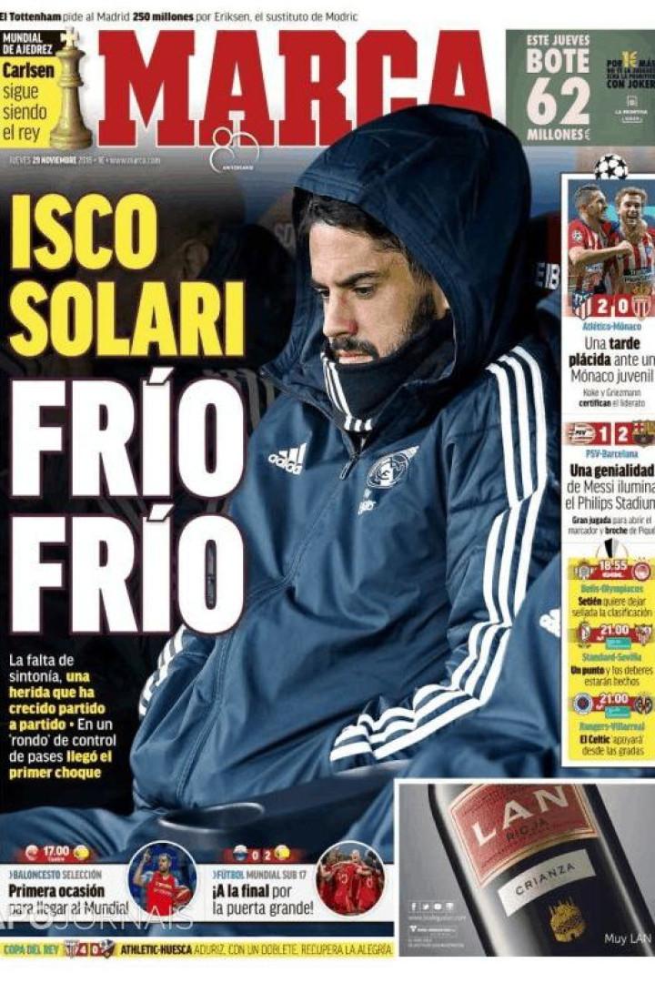 Lá fora: Madrid virou 'barril de pólvora' e já se fala do efeito Ronaldo