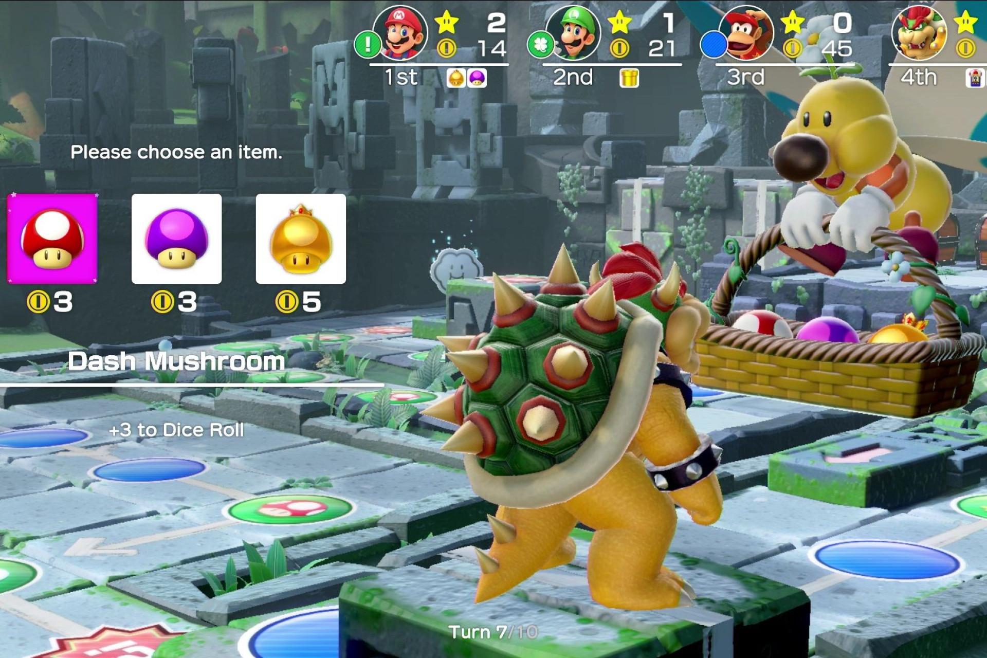 Super Mario Party: O jogo que precisa para animar este final de ano