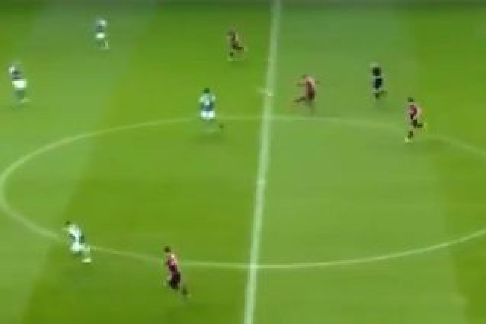 Da Escócia chega-nos um (grande) golo antes do meio-campo
