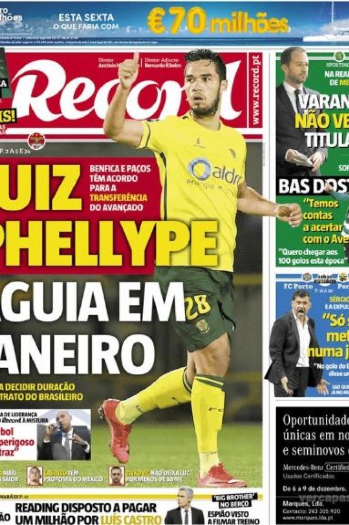 Cá dentro: O 'contra-ataque' de Conceição e o 'dilema' de Luiz Phellype