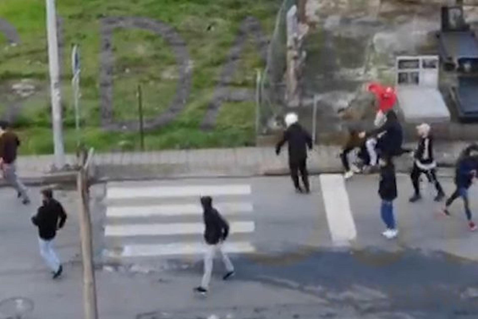 Adepto do Famalicão alvo de várias agressões antes do jogo com o Leixões