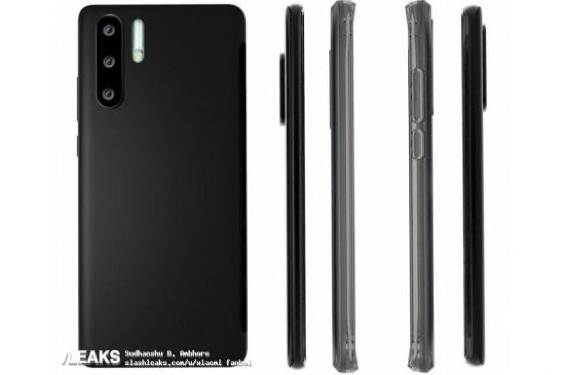 Novas imagens podem ter revelado o próximo topo de gama da Huawei