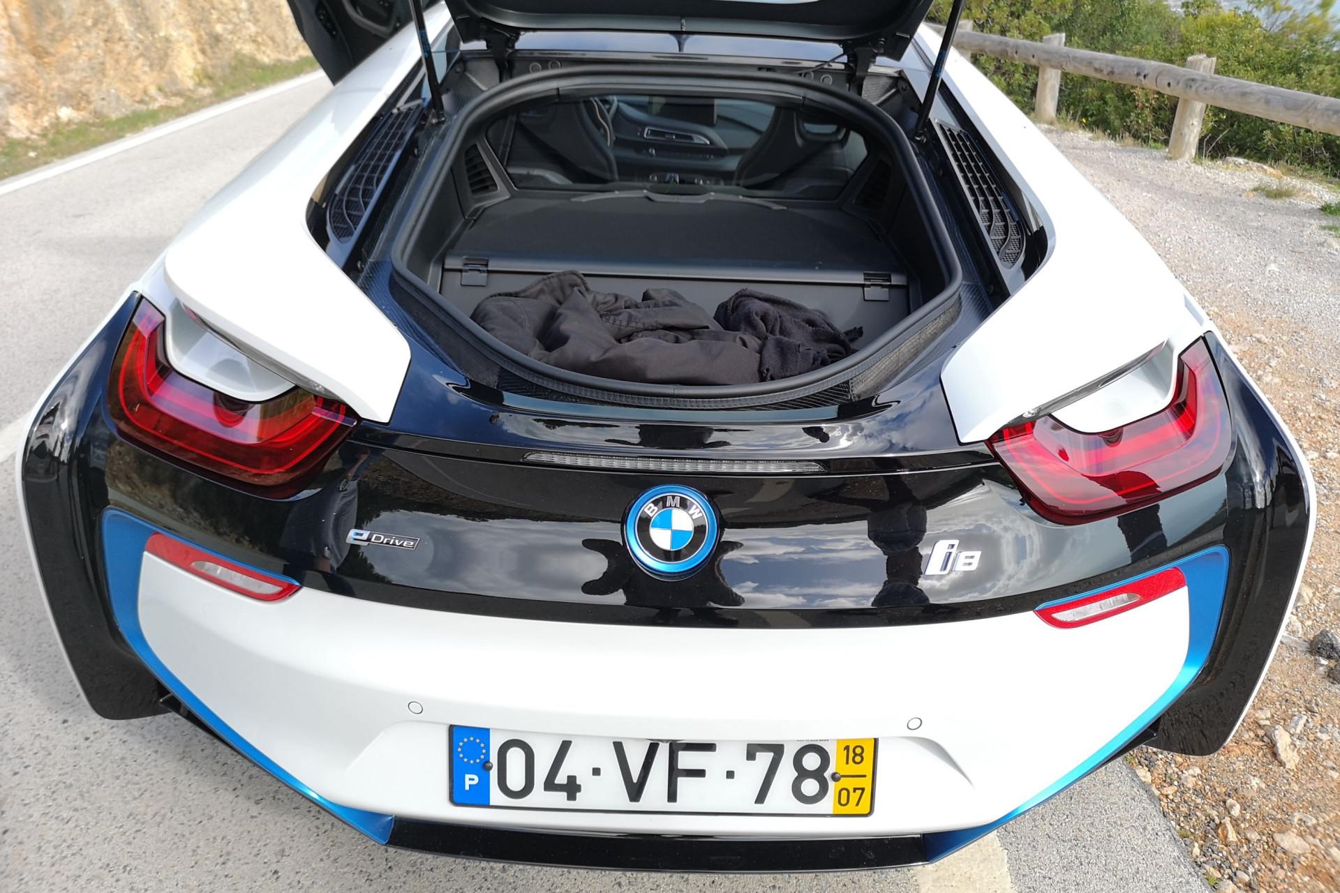 BMW i8: A diversão é uma prioridade para este 'supercarro'