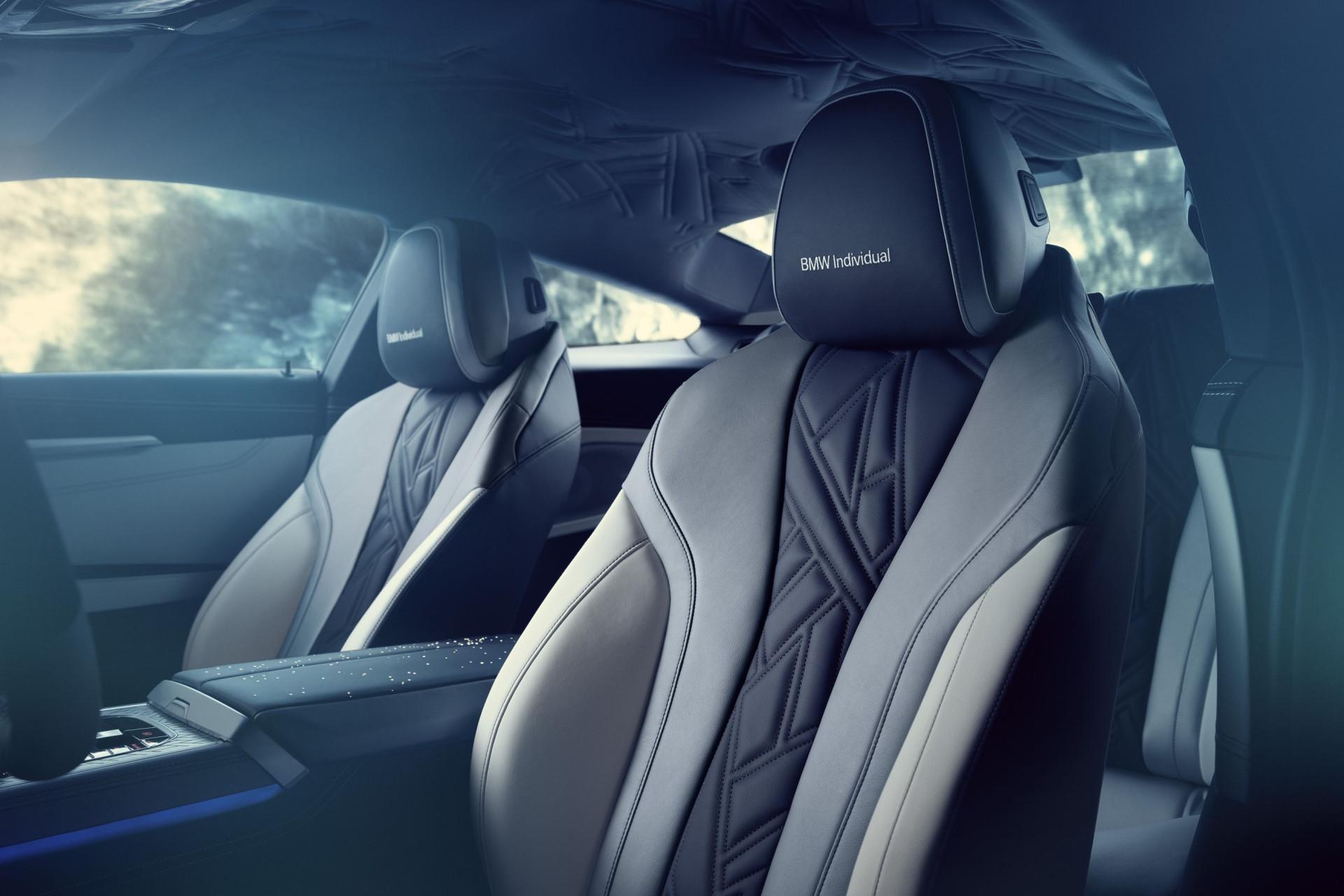 Este BMW tem meteoritos a decorar o interior. Veja as imagens